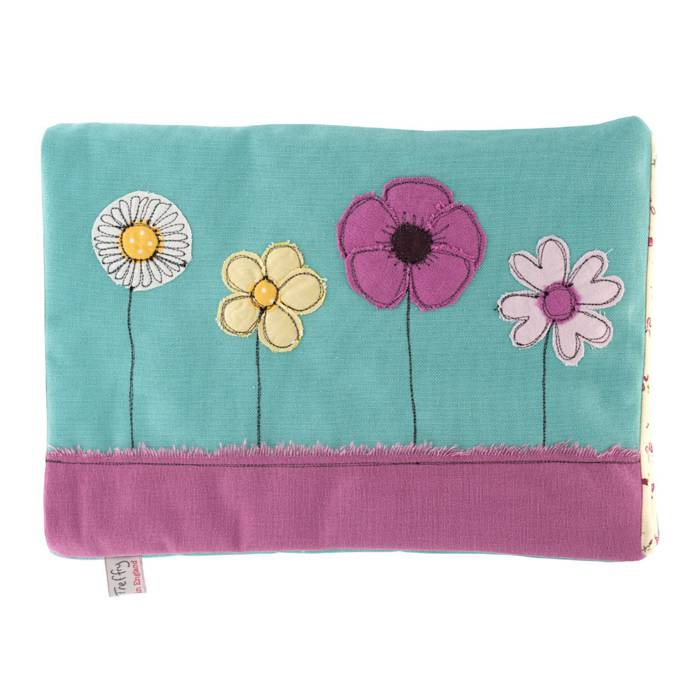 iPad/Netbook Cover - Flowers