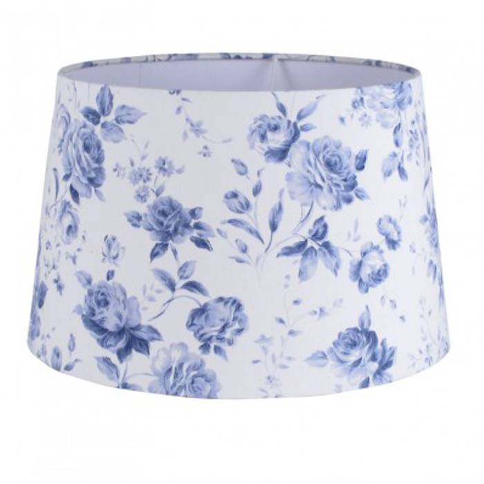 Bella Lampshade Antique Blue